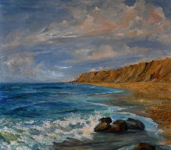 Sidna Ali sea shore