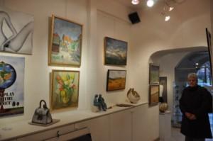 Gallery Mouvances Paris, France 2010